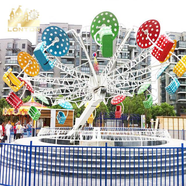 Lonton amusement rides paratrooper games