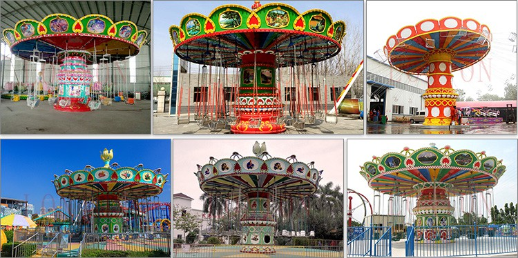 swing carousel rides