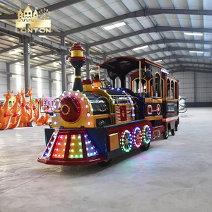 Palace Trackless Train