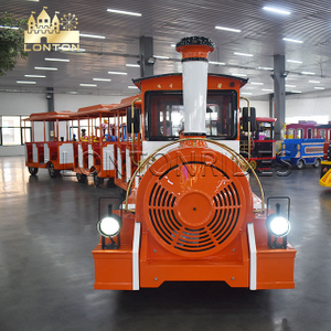 Trackless Train -28 Seats