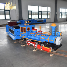 Rideable Track Train