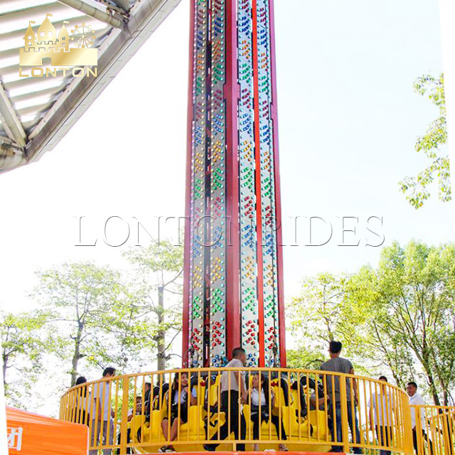 Free Fall Jumping Machine